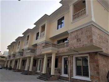 Brand New Six (6) Nos of Luxury 4-bedroom Terraces with Pool  and Gym, Ilabere Avenue, Old Ikoyi, Ikoyi, Lagos, Terraced Duplex for Sale