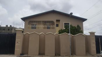 Well Built Three (3) Bedroom Apartment, Marshy Hill Estate Off  Ado Road, Ado, Ajah, Lagos, Flat for Sale