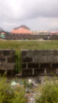 2,200sqm Fenced Land  for Joint Venture, Adjacent to Lekki Coliseum, Lekki Phase 1, Lekki, Lagos, Mixed-use Land Joint Venture