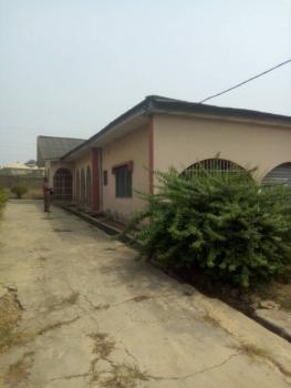 Its a Compound That Contain 2 Flats of 3 Bedroom at The Front and 2 Bedroom at The Rear, Alalubosa Extension, Ibadan, Oyo, Block of Flats for Sale