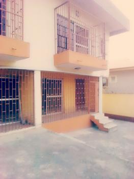 3 Bedroom Duplex, Lawal Street, Oregun, Ikeja, Lagos, Semi-detached Duplex for Rent