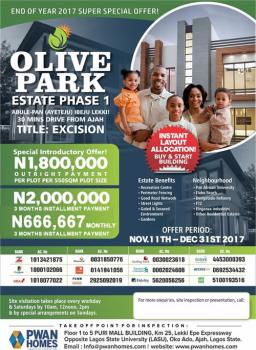 Wise Investment Decisions Foster Financial Stability. Make Haste and Invest, Lekki-epe Expressway, Eluju, Ibeju Lekki, Lagos, Residential Land for Sale