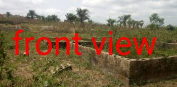 Distressed  Sale of  Genuine Plot of  Land  After Sango Ota Under Bridge.call 09properties for Details 08142625442, Before Ifo, Ifo, Ogun, Flat for Sale