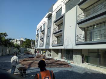 Luxurious 4 Bedroom with Swimming Pool and Cinema Studio with Bqs, Old Ikoyi, Ikoyi, Lagos, Terraced Duplex for Sale