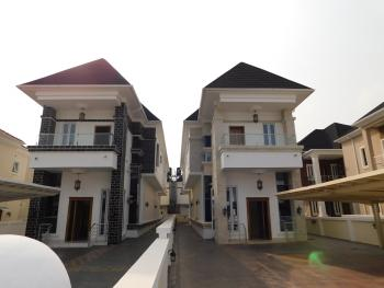 Fully Detached 2 Units of 5 Bedroom Duplex with a Linked Up Madams Bedroom, Vgc, Lekki, Lagos, Detached Duplex for Sale