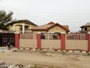 Very Spacious 4 Bedroom Detached Bungalow, Block 3, Sanctum Drive, Valley View Estate, Olu-odo, Off Ebute-igbogbo Road, Ebute, Ikorodu, Lagos, Detached Bungalow for Rent