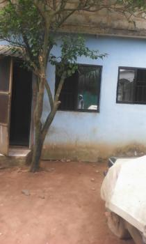 Affordable Decent Upstairs and Downstairs Single Room Self Contained with Running Water, Egbedi Street, Off Afolabi Bus Sto,p Isheri Lasu Road, Alimosho, Lagos, Detached Bungalow for Rent