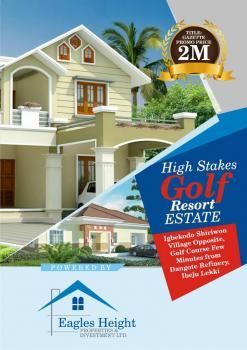 Plots of Land, Higher State Resort, Lekki Free Trade Zone, Iberekodo, Ibeju Lekki, Lagos, Mixed-use Land for Sale