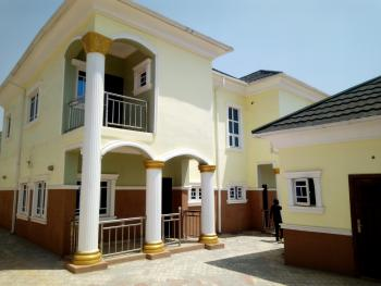 3 Bedroom Duplex, Via Kafe District, Life Camp, Gwarinpa, Abuja, Semi-detached Duplex for Rent