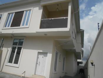 Brand New 4 Bedroom Semi Detached House  with a Room Bq, Ikate Elegushi, Ikate Elegushi, Lekki, Lagos, Semi-detached Duplex for Sale