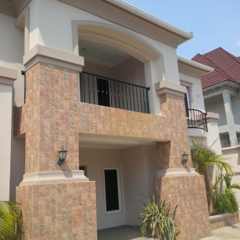 Solidly Built & Tastefully Finished 5 Bedroom Detached Duplex with 2 Rooms Bq, Zone 7, Wuse, Abuja, Detached Duplex for Rent