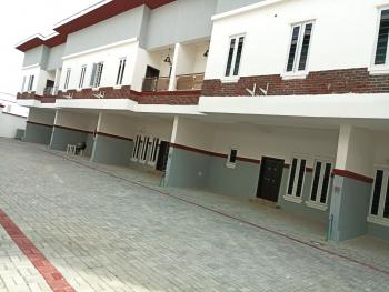 Serviced 4 Bedroom Terrace Duplex Inside a Private Estate with Space for 3 Cars, Chevron Toll Gate By Orchid Hotel, Lekki Expressway, Lekki, Lagos, Terraced Duplex for Sale