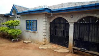 Nice 3 Bedroom Bungalow in a Secure Estate, Omole Estate, Singer Bus Stop, Sango Ota, Ogun, Detached Bungalow for Sale