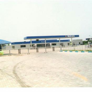 Functional Petrol /gas Station on Major Road, Before Eleko Junction, Lekki Epe Exp Rd, Eleko, Ibeju Lekki, Lagos, Filling Station for Rent