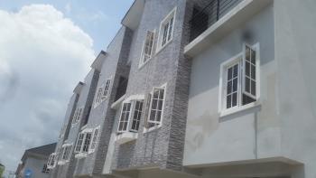 Newly Built 4 Bedroom Terrace House for Sale at Ikate, Ikate Elegushi, Lekki, Lagos, Terraced Duplex for Sale