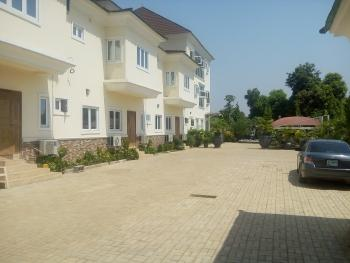 a Tastefully Finished & Brand New 4 Bedroom Terrace Duplex with 1 Room Bq, By Legislative Quarters, Apo, Abuja, Terraced Duplex for Rent