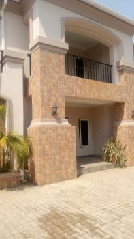 Well Finished 5 Bedroom Detached House + 2 Rooms Bq, Zone 5, Wuse, Abuja, Detached Duplex for Rent