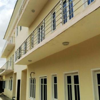All Rooms En Suit Lovely 3 Bedroom, Off Agunlejika Street, Ijesha, Surulere, Lagos, Flat for Rent