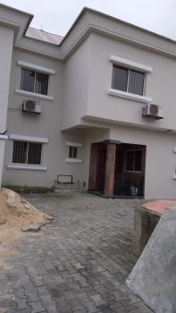 a Well Finished 4 Bedroom Wing of Duplex with Fitted Kitchen and Bq, Michell Okocha Street  Parkview Estate, Parkview, Ikoyi, Lagos, Semi-detached Duplex for Rent
