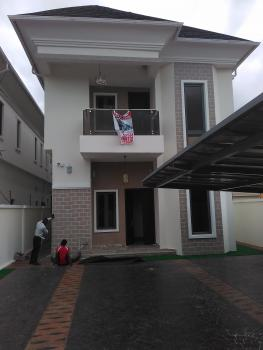 Massive Newly Built 5 Bedroom Detached Plus 2 Rooms Bq, Off Admiralty Way, Lekki Phase 1, Lekki, Lagos, Detached Duplex for Sale