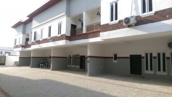 Lovely New Four Bedroom Serviced Terrace Duplex, Lekki Epe Expressway, Lekki, Lagos, Terraced Duplex for Rent