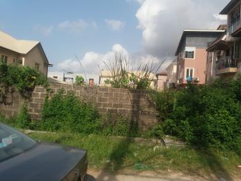 Fenced 680sqm Land, Behind Romay Garden By Salem, Elegushi, Ikate Elegushi, Lekki, Lagos, Mixed-use Land for Sale