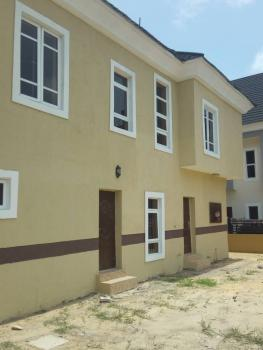 a Contemporary Brand New 3 Bedroom with Excellent Facilities, Pearl Gardens Estate, Sangotedo, Ajah, Lagos, Detached Duplex for Sale