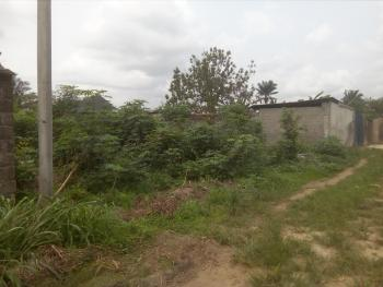 2 Plots of Land, Rumusara, Port Harcourt, Rivers, Residential Land for Sale