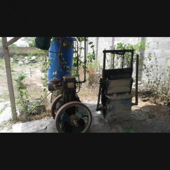 Block Industry, Owe Village,funnab Gate Area,  Alabata, Abeokuta South, Ogun, Factory for Rent