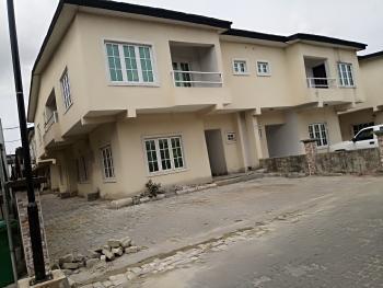 4 Bedroom Carcass Duplex, Phase 2, Lekki Gardens Estate, Ajah, Lagos, Semi-detached Duplex for Sale