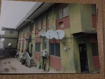 Spacious Compound in a Great Location, Akiode,  Opposite Omole Phase 1, Close to Ojodu Grammar School Police Station, Ikeja, Lagos, Block of Flats for Sale