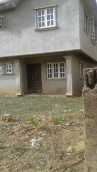 Uncompleted 4 Bedroom Semi Detached Duplex, Close to Sunnyvale Estate, Lokogoma District, Abuja, Semi-detached Duplex for Sale