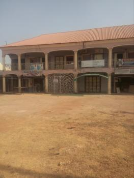 One Storey Building, Sabo Refinery Road ,after Valid Petrol Station, Kaduna South, Kaduna, Plaza / Complex / Mall for Sale