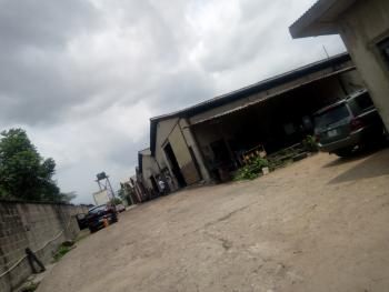 1 Acre with Factory on It, Ketu Alapere Road, Ketu, Lagos, Factory for Sale
