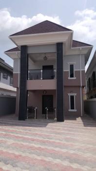 4 Bedroom Detached with Bq, Oakland Estate, Sangotedo, Ajah, Lagos, Detached Duplex for Sale