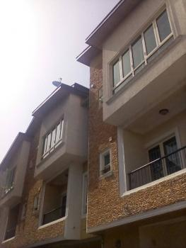 4 Bedroom Terraced Duplex, Updc Estate Road, Lekki Phase 1, Lekki, Lagos, Terraced Duplex for Sale