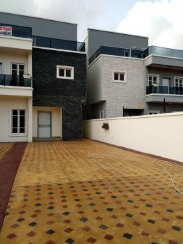 Exquisite Luxury 6 Bedroom Detached Duplex with 1 Bq and Parking Space for 8 Cars, Emmanuel Keshi, Gra, Magodo, Lagos, Detached Duplex for Sale