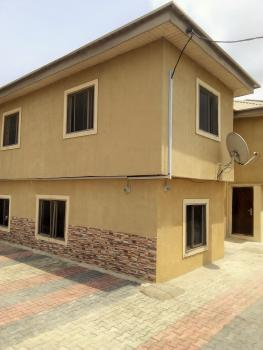 Cozy Room and Parlor Self Contained, Off Badore Road, Badore, Ajah, Lagos, Flat for Rent