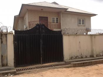 5 Bedroom Detached House with 2 Nos 2 Bedroom Flat, Fitted Kitchen, Active Gym, 45kva Gen,a/c in All Rooms En Suite, Magboro, Ogun, Detached Duplex for Sale