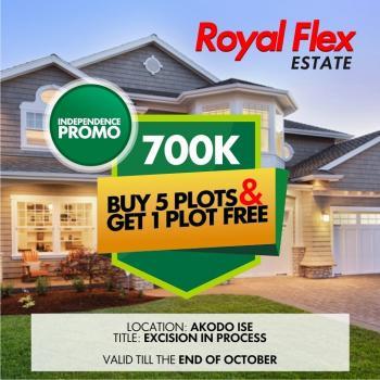 Promo: Land for Sale in Ibeju Lekki. Buy 5 Get 1 Free, Akodo Ise, Ibeju Lekki, Lagos, Residential Land for Sale