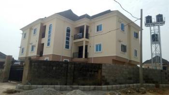 Newly Built Two Bedroom Flat, Amiabi Street, By News Engineering, Dawaki, Gwarinpa, Abuja, Mini Flat for Rent