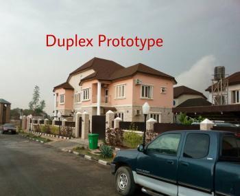 an Estate Plot for 4 Bedroom Semi-detached Duplex, Just After Sunnyvale, Dakwo, Abuja, Semi-detached Duplex for Sale
