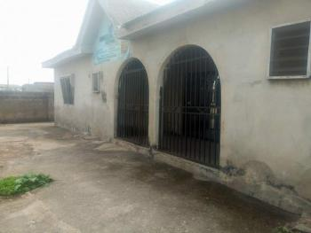 a Three and Two Bedroom Semidetached with Bq on One and Half Plot of Land, 39, Omitogun Street, Off Adesan Road, Mowe Ofada, Ogun, Semi-detached Bungalow for Sale