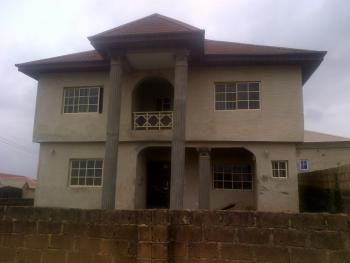 5 Bedroom House with a 3 Bedroom Flat Bungalow, Ire Akari Estate, Oluyole Extension, Off Ring Road, Challenge, Ibadan, Oyo, Detached Duplex for Sale