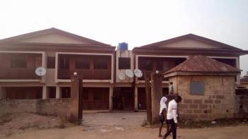 4 Units of 3 Bedroom Flat All En Suite, Cap Feed/koju Foam Area, Wasobia Str, Beside Commander Abes House, Osogbo, Osun, Block of Flats for Sale