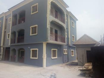 Newly Built Standard 2 Bedroom Flat, Iyanapaja, Alimosho, Lagos, Flat for Rent