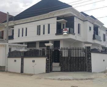 Brand New 4 Bedroom Semi Detach Duplex with Bq, Ajah Axis, Lekki Expressway, Lekki, Lagos, Detached Duplex for Sale