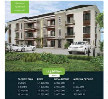 2 Bedroom Flat, Behind Shoprite, Sangotedo, Ajah, Lagos, Block of Flats for Sale