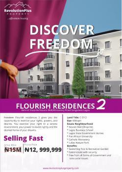 Flourish Residences 2, Off Monastery Road Through Ablag Road, Sangotedo, Ajah, Lagos, Residential Land for Sale
