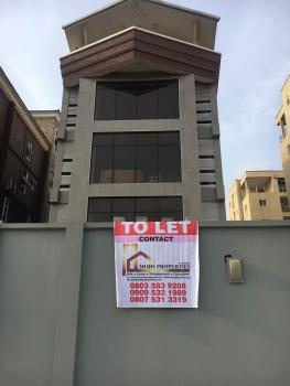24 Hrs Light Serviced 320 Sqm Open Plan Office Space  on 3 Floors @n65/sqm Each Floor, 10 B, Admiralty Way, Lekki Phase 1, Lekki, Lagos, Office Space for Rent